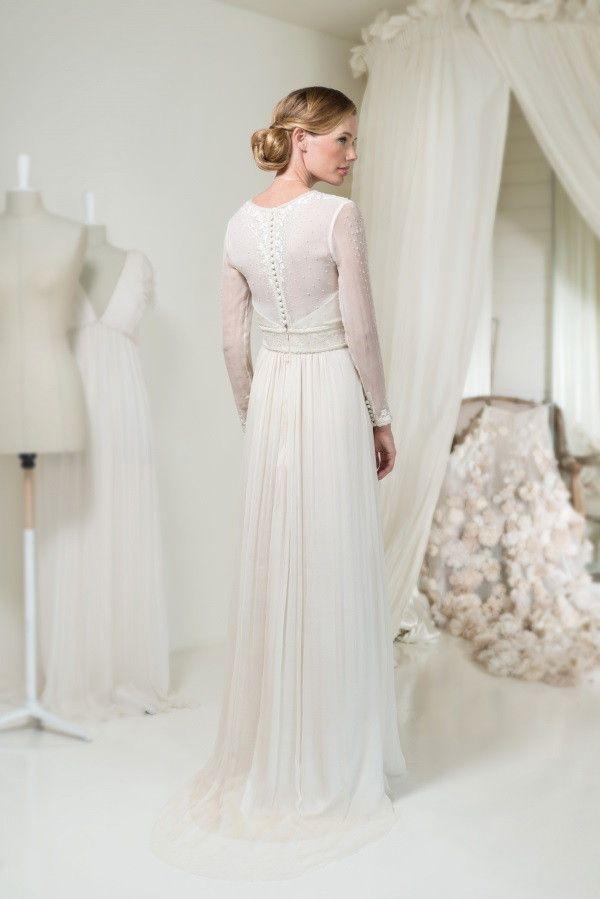 Leila Hafzi 2015 Wedding Dresses