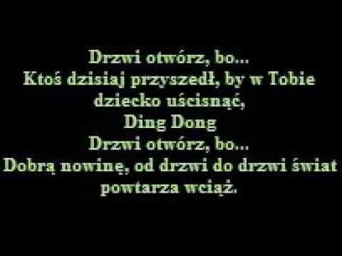 Kayah - Ding Dong TEKST - YouTube