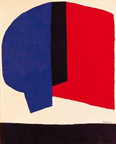 Un volume. Serge Poliakoff