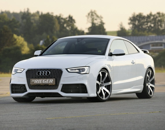 AUDI A5 – STYLING KIT UPGRADE | BY RIEGER TUNING