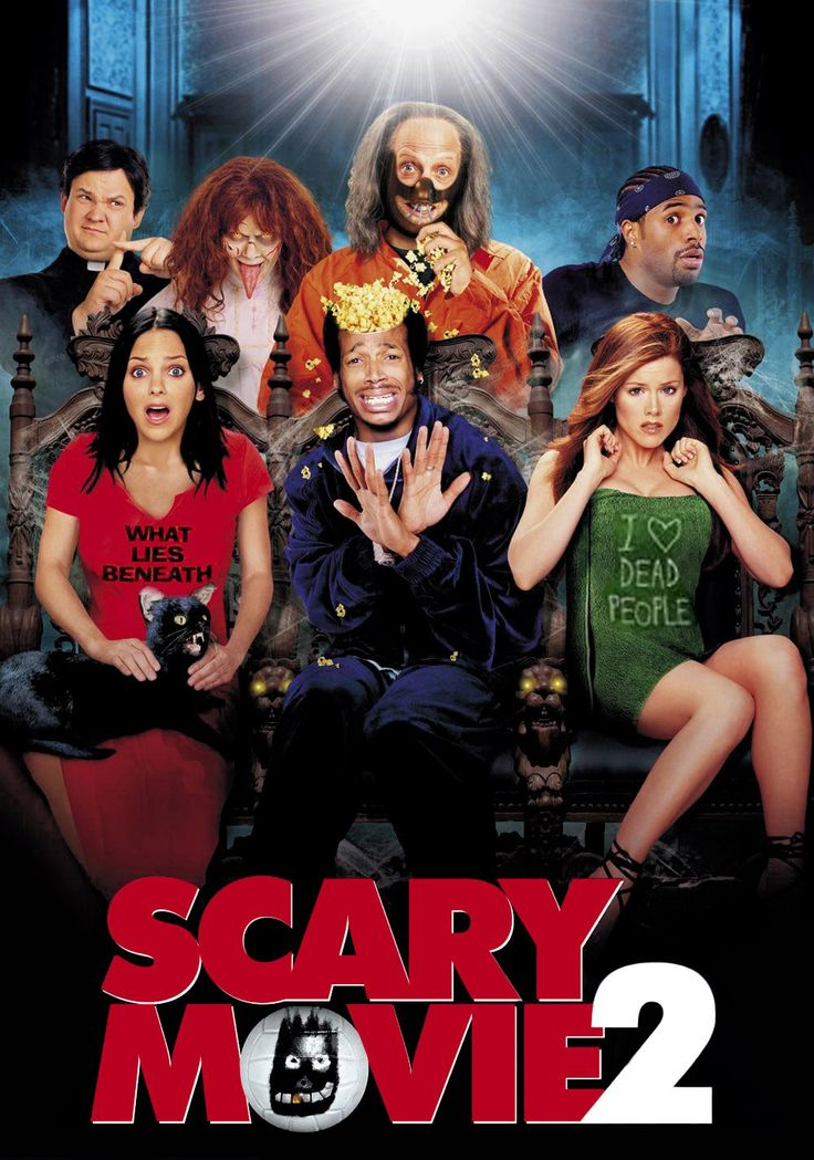 Scary Movie 2 (2001) | The Movie That Dares You To Come