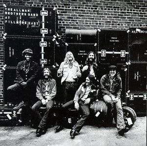 At Fillmore East - NYC - The Allman Brothers Band - Was there, opening night, 1967-8 Janice Joplin with Big Brother Holding Co. Amazing night. http://www.1000recordings.com/music/at-fillmore-east/