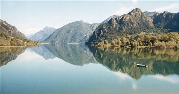 Lago d'Idro, veduta