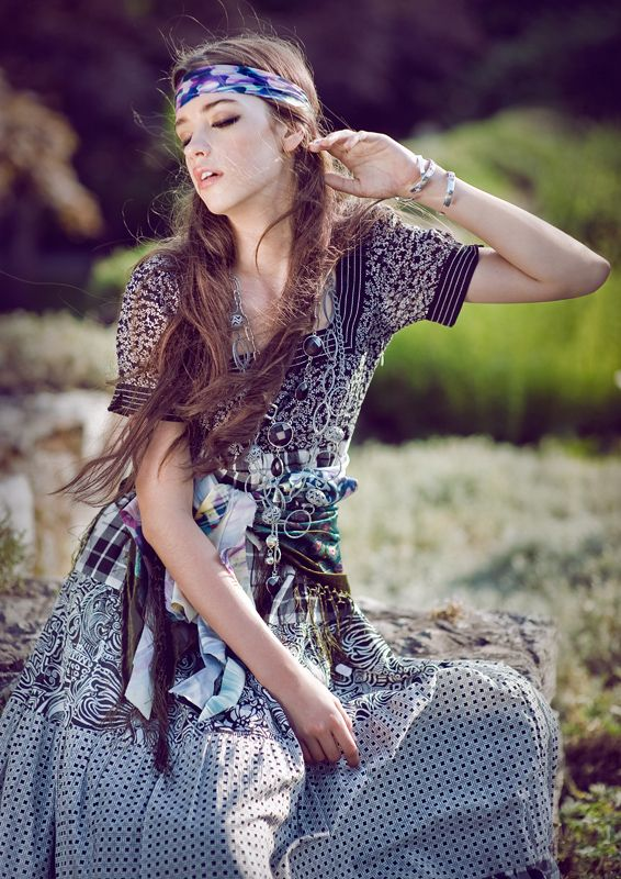 284 best images about Bohemian girls on Pinterest