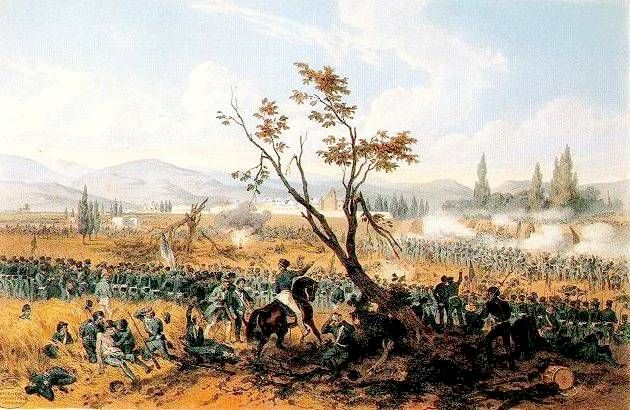 an examination of the battles in the mexican american war Why was the 1846 battle of santa fe in the mexican-american war significant was asked by shelly notetaker on may 31 2017 827 students have viewed the answer on.