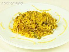 Risotto con carciofi, limone e zafferano: Ricette Cucina di Stagione | Cookaround
