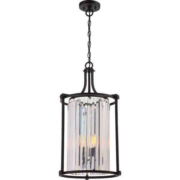 Bunton 4 light foyer pendant youll love