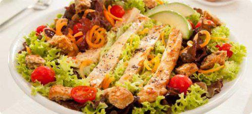 Recetas de almuerzos rápidos y bajas calorías