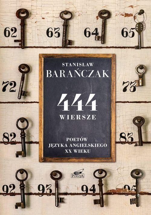 Antologia 444 wierszy poetów języka angielskiego XX wieku, przełożonych przez Stanisława Barańczaka to owoc ambitnego projektu najwybitniejszego tłumacza w dziejach literatury polskiej. Gromadzi wybrane przekłady poetów tworzących kanon współczesnej poezji anglojęzycznej i daje czytelnikowi możliwoś