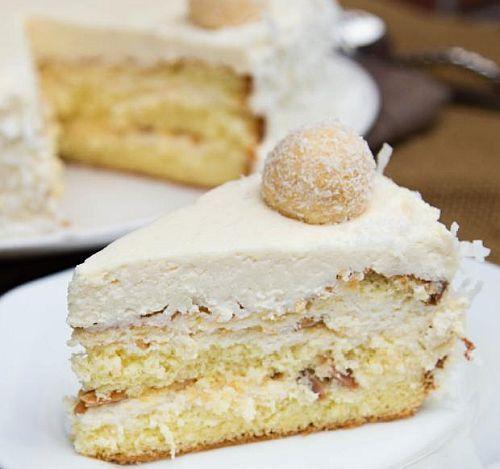 Pare greu de crezut că un tort de casă poate fi atât de bun la gust și totodată atât de elegant și atractiv ca aspect. Este ideal pentru o zi de naștere sau pentru un alt eveniment fericit în familie la care sunt așteptați musafiri dragi.