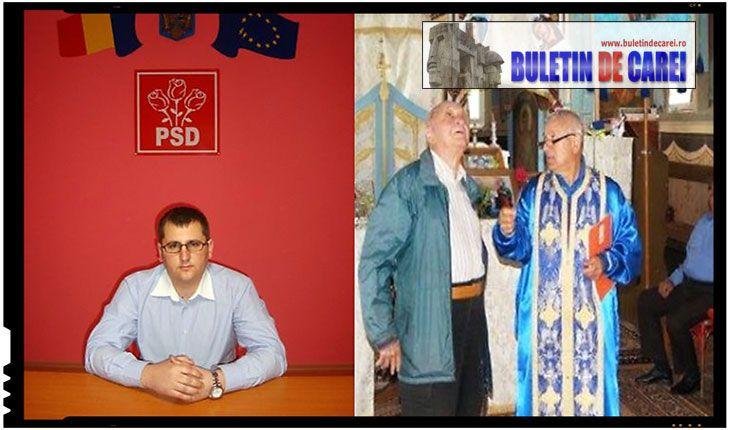 Santaj si tradare din partea PSD la Carei! Un politician român recurge la santaj pentru a determina un preot ortodox sa accepte demersurile sale