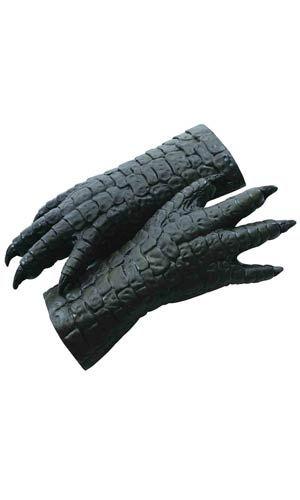 Deluxe Godzilla Costume Hands