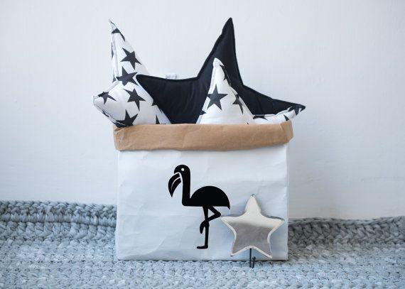 Kinderen kamer Decor kwekerij de opslag Toy Bag stuk door MESSstudio