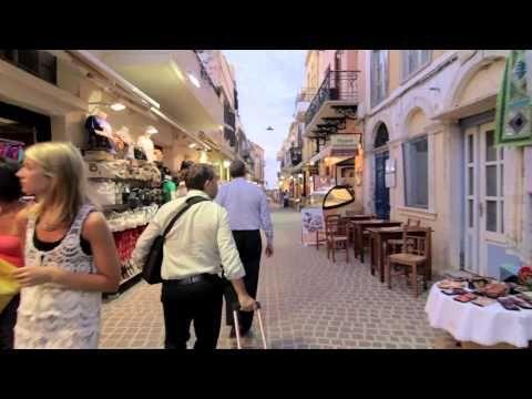 Ven a conocer Chaniá - Descubre Creta