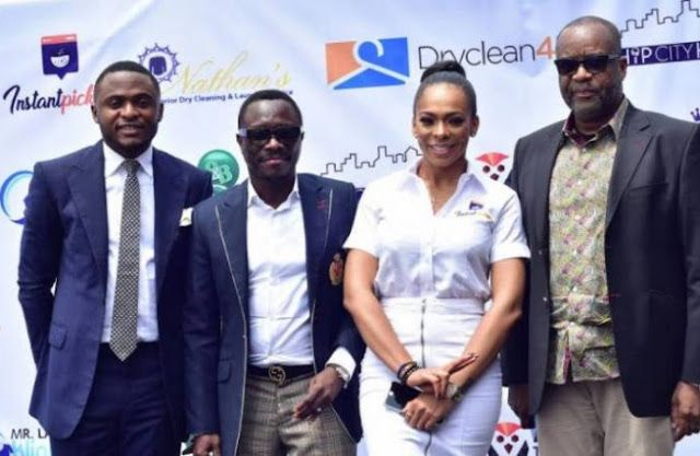 FOW 24 NEWS: Online Laundry Service launched by Nigeria Ubi Fra...
