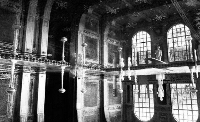 Indoor pool at hearst castle the roman pool at hearst cast - 17 Best Images About Hearst Castle The Ranch On Pinterest