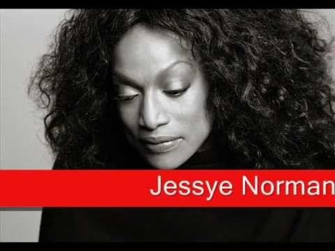 Jessye Norman: Mozart - Le Nozze di Figaro, 'Porgi, amor, qualche ristoro'