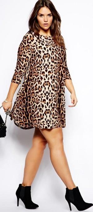 summer fashion plus size 2014 - Can plus size women wear prints? 5 Tips by shawna
