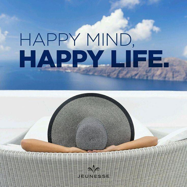 Bahagiakan pikiranmu  Agar hidupmu bahagia