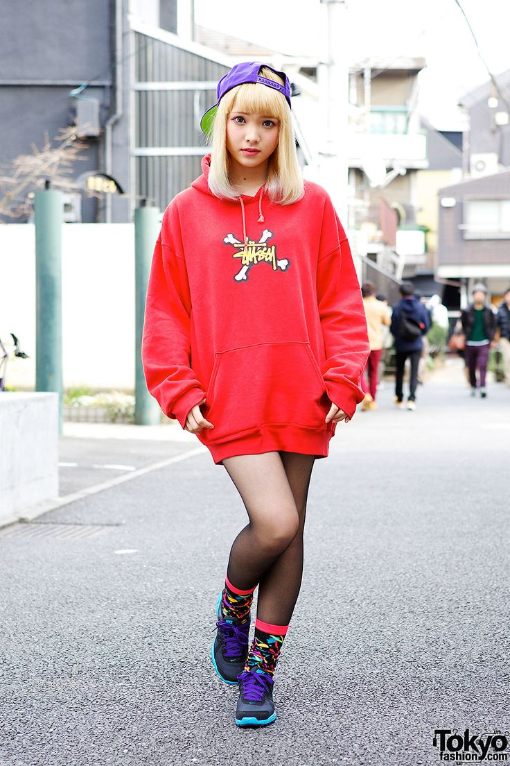 Ezaki Nanaho, 18 years old, student, fashion model (for Egg Magazine), staffer at Nadia Harajuku | 14 January 2014 |