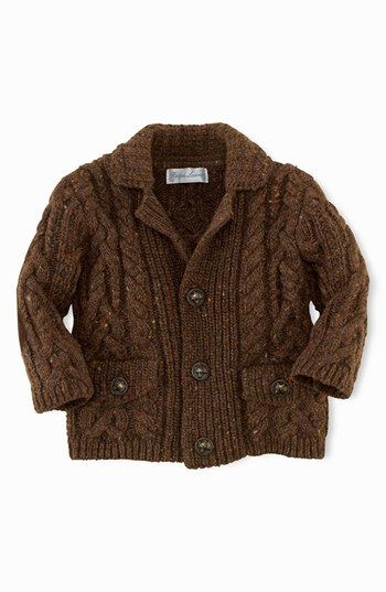 Ralph Lauren Cardigan (Baby Boys:3M-24M) available at Nordstrom-$63.65