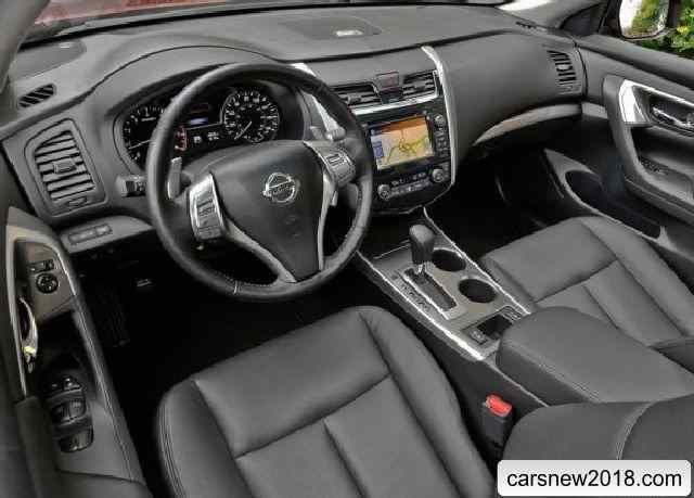 2018-2019 Nissan Altima
