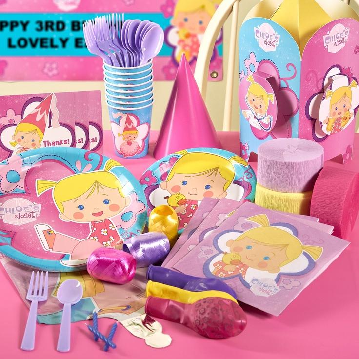 Chloe's Closet birthday