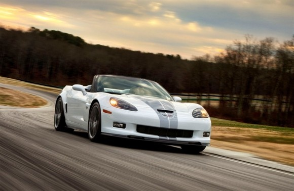 2013 Chevrolet Corvette 427 Convertible Spec And Picture - Driving