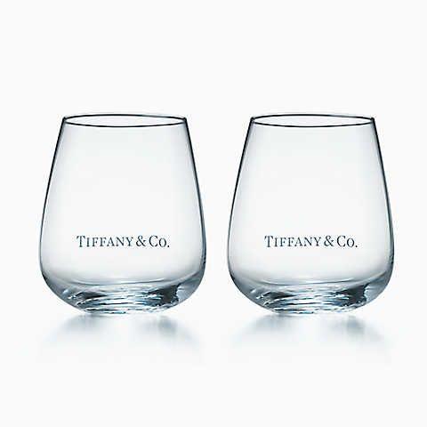 TIFFANY & CO. タンブラー(2個1箱)