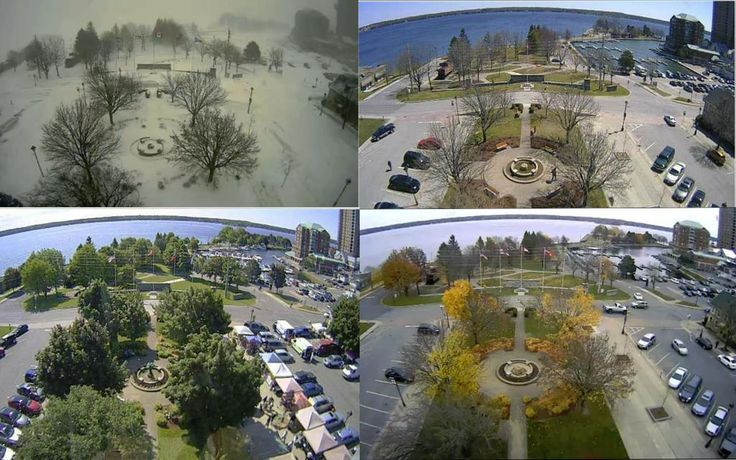 The Four Seasons of Brockville Ontario Video