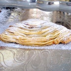 Storie di gusto, la ricetta della sfogliatella di Lama dei Peligni