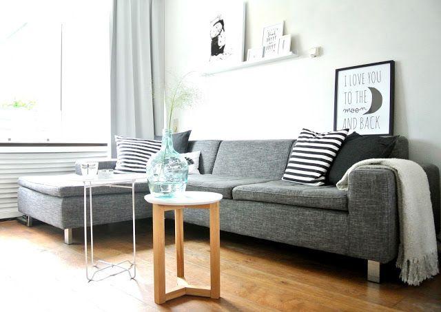 17 beste idee n over grijze banken op pinterest lounge decor familie kamer decoreren en - Kleur zen woonkamer ...