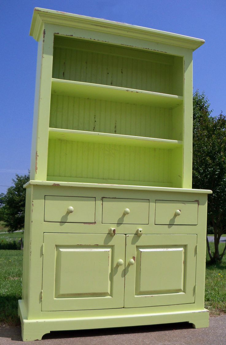 How cool is this?!  Cottage Home Furniture | Country Farm Furniture: Buffets & Hutches