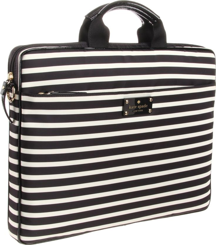 "Kate Spade New York Kate Spade Nylon Chad 15"" PXRU3370 Laptop Bag - designer shoes, handbags, jewelry, watches, and fashion accessories 