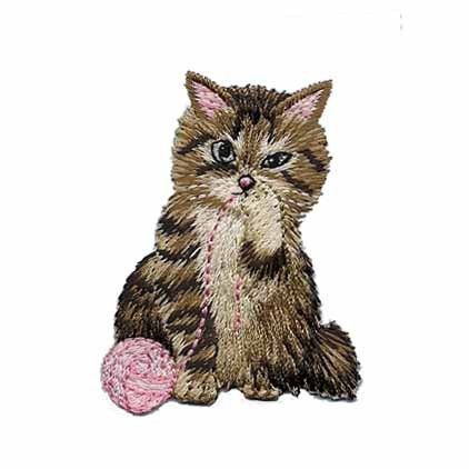 78 Best Images About Cat Patches Amp Iron On Cat Appliques