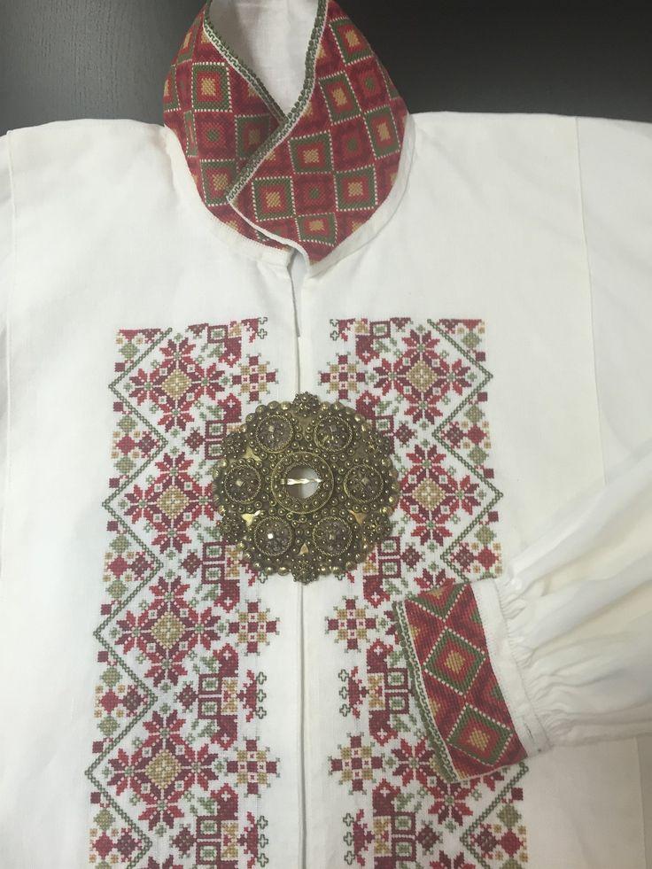 FINN – Skjorte til beltestakk, NY