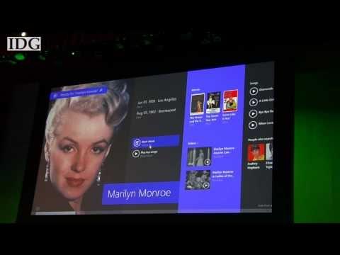 Windows Blue'dan ilk video görüntüleri