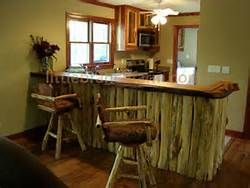 stylist design designer kitchens honesdale pa. Image detail for  Rustic kitchen cabinets feature natural edge cedar doors and redwood 156 best Log cabin designs images on Pinterest Home ideas