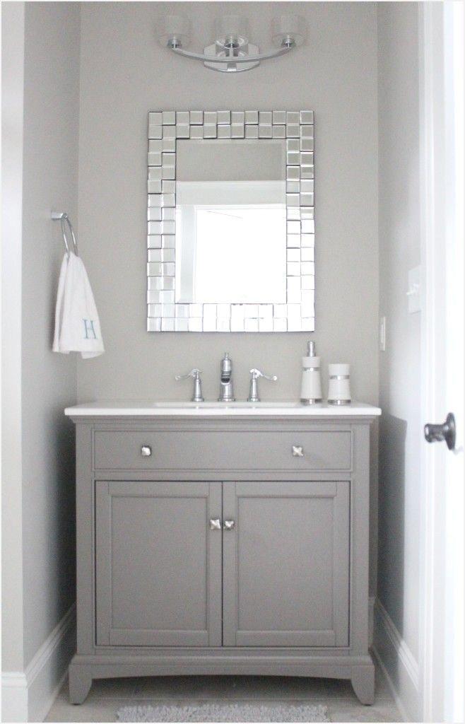 40 Perfect Coastal Half Bath Remodel Ideas 84 25 Best Ideas About Grey Bathroom Vanity On Pinterest Half Bath Remodel Small Bathroom Remodel Bathrooms Remodel