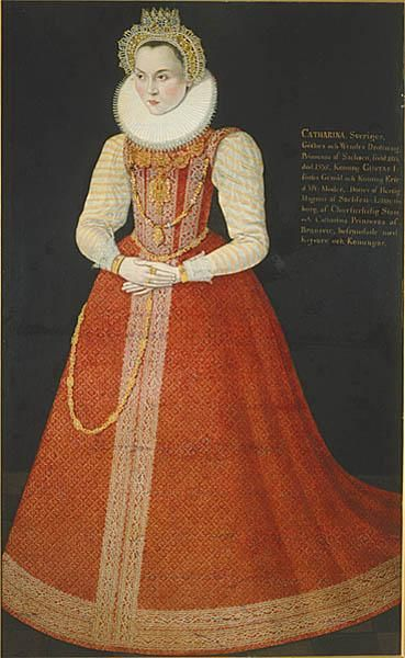 Sophia of Saxe-Lauenburg, daughter of Gustav I of Sweden.