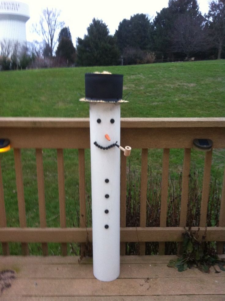 DIY Bird Feeder · 17 Best Images About PVC Pipe Projects On Pinterest .