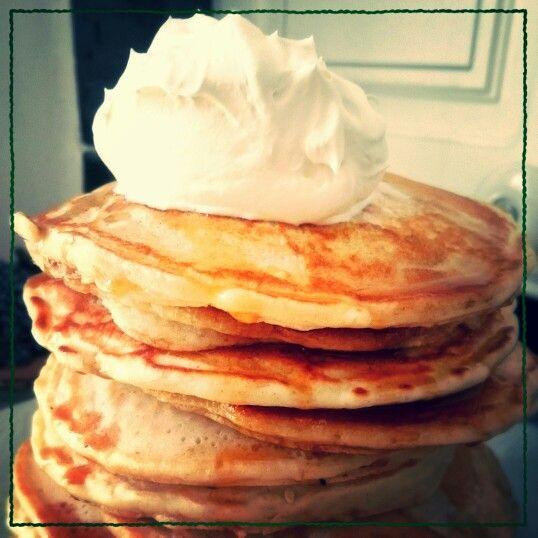 American style pancakes x