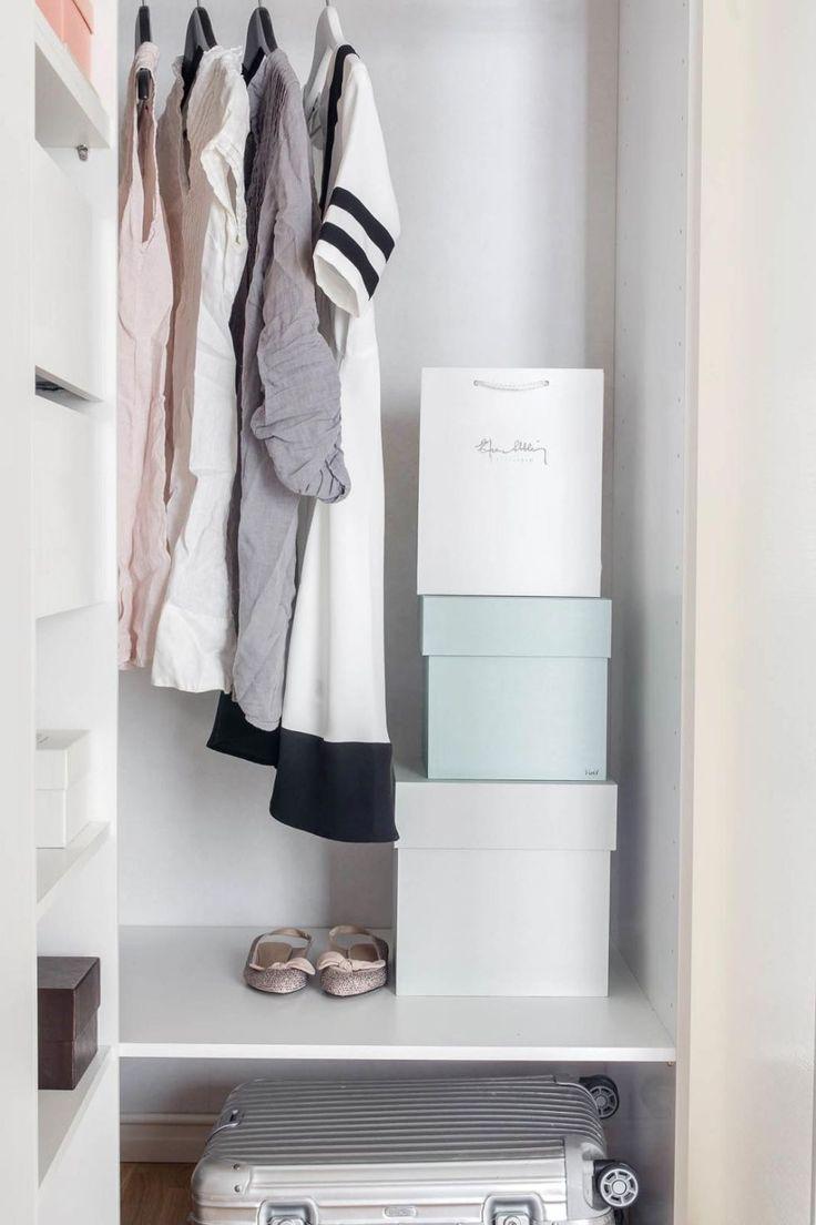 398 Best Minimalist Closet Images On Pinterest Bedroom