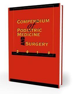 """Compendium of podiatric medicine and surgery 2015"" / Kendrick A. Whitney, ed. Brooklandville, MD : Data Trace, cop. 2015. Matèries : Podologia; Cirurgia. #nabibbell"
