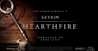 Skyrim : Hearth Of Fire