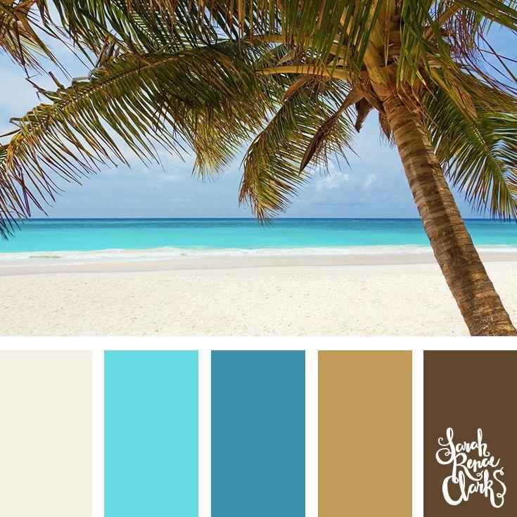 Best 25 Beach House Colors Ideas On Pinterest: Best 25+ Beach Color Schemes Ideas On Pinterest