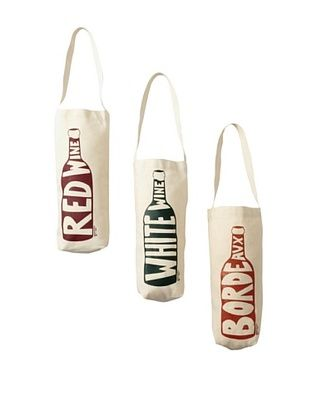 44% OFF Maptote Women's Wine Tote Set, Natural