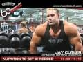 Link to great shoulder workout with JAY CUTLER.