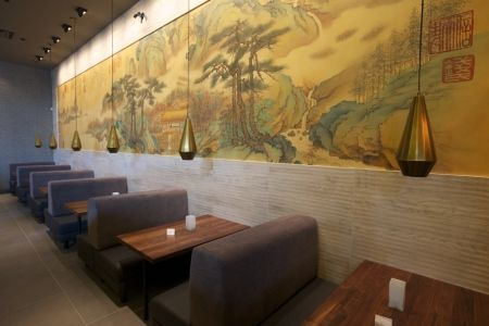 Asian Inspiration: P.F. Chang's, Laval, Canada   Visual Merchandising and Store Design