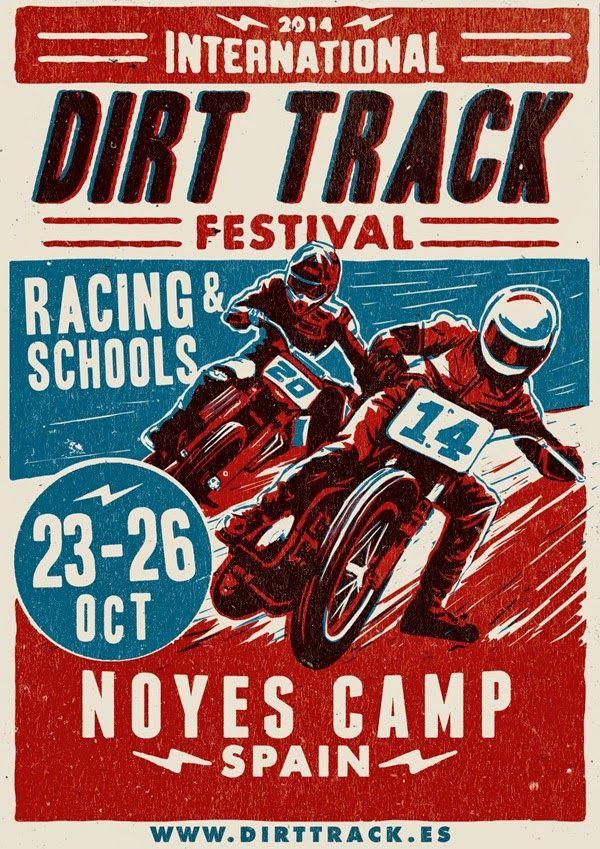 Bike transport to Dirt Track Festival